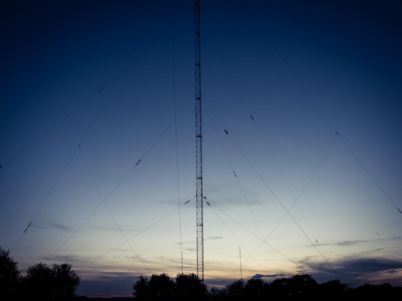 Sender Felsberg-Berus - Longwave transmitter Europe 1