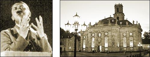 Hitler in die Ludwigskirche?